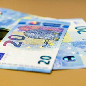 Euro €20 Bills